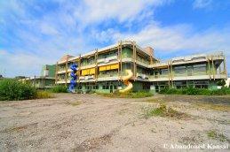 Abandoned German High School