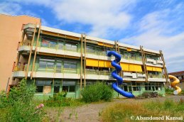 Abandoned German School