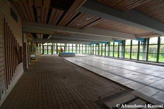 Abandoned Indoor Pool
