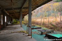 Abandoned Japanese Driving Range
