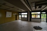 Deserted Classroom