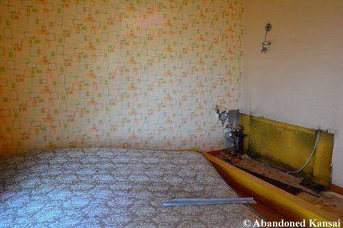 Dull Love Hotel Room