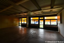 Emptied Classroom