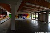Graffiti Inside Of A German School