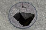 damaged-manhole