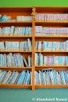 books-in-a-closed-school