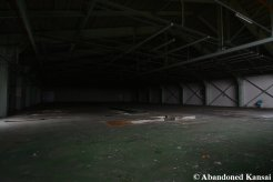 Large Abandoned Factory Hall