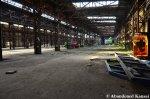 Abandoned Ausbesserungswerk Trier