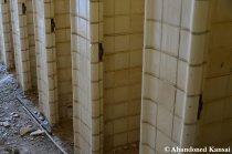 Abandoned Bathroom Stalls