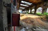 Abandoned German Railyard