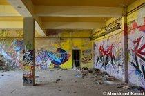 Abandoned Railyard Office Room