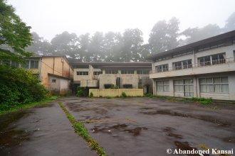 Abandoned Schoolyard