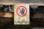 Asbestos Fibers WarningSign