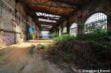 Ausbesserungswerk Trier Lost Place