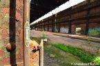 Deserted Ausbesserungswerk Trier