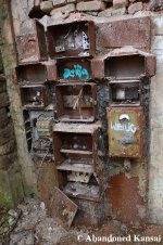 Rusty Switchboxes