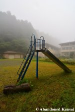 Slide On A Rainy Day