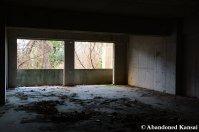 Abandoned Concrete Apartment