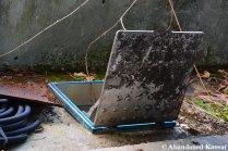 Abandoned Escape Hatch