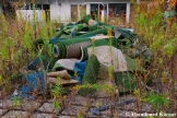 Abandoned Plastic Mats