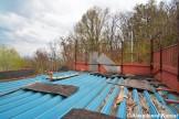 Abandoned Ski Jump Platform