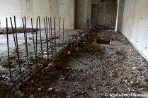 Concrete Construction Ruin