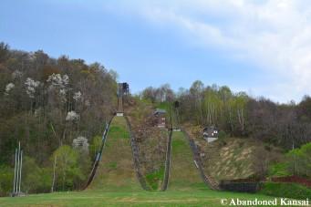 Hokkaido Ski-Jumping Hill