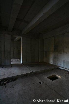 Holes In Concrete Floor