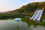 Water Slide In TheMountains