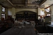 Abandoned Beer Hall