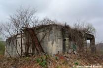 Abandoned Chikubetsu Coal Mine