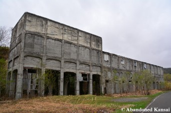 Abandoned Coal Mine Hopper