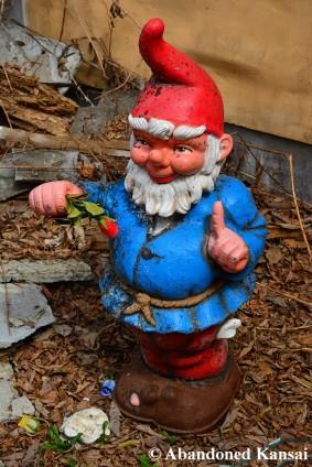 Abandoned Garden Gnome