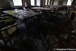 Abandoned German Theme Park Restaurant