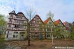 Abandoned German Timber FrameworkHouses