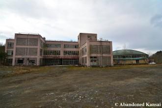 Abandoned Japanese Elementary School