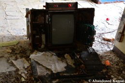Abandoned Table Video Game