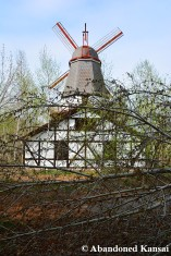 Abandoned Windmill