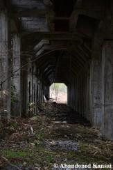 Chikubetsu Coal Mine Hopper