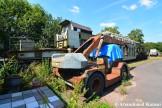Abandoned DEMAG Crane