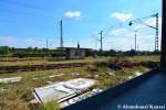 Abandoned German TrainStation