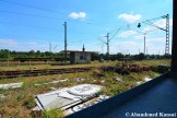 Abandoned German Train Station