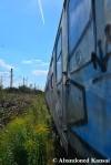 Abandoned German Train