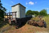 Abandoned Railroad Equipment
