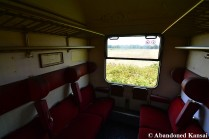 Abandoned Railway Compartment