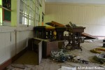 Abandoned Sewing Machines
