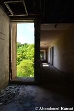 Best Abandoned Hotel Hallway