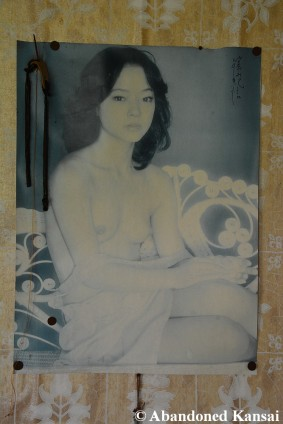 Japanese Vintage Pin-Up