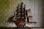Old Japanese ModelShip