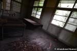 Old Wooden HospitalRoom